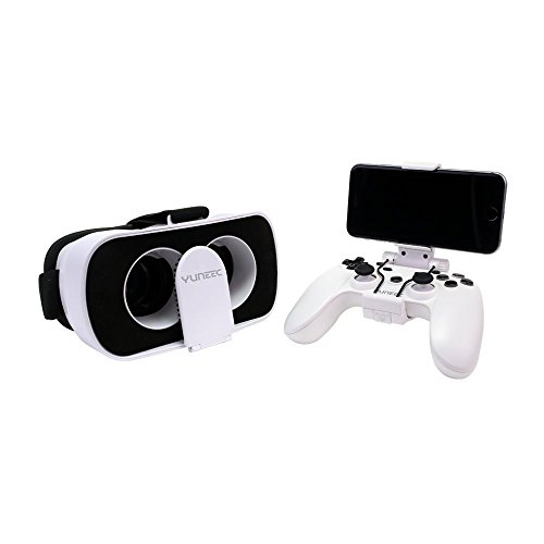 Yuneec-YUNBFCUS-Portable-Breeze-FPV-Controller-White