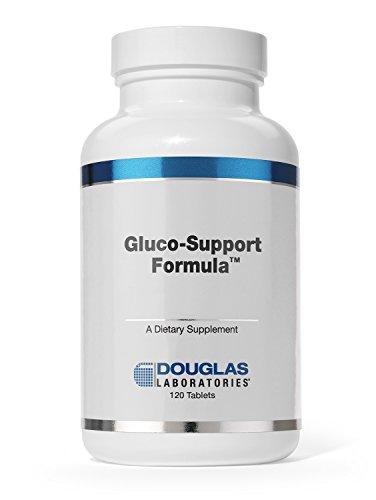 Douglas Laboratories - Gluco-Support Formula - Multivitamin/Mineral Formula to Support Healthy Glucose Metabolism* - 120 (Gluco Support Formula)