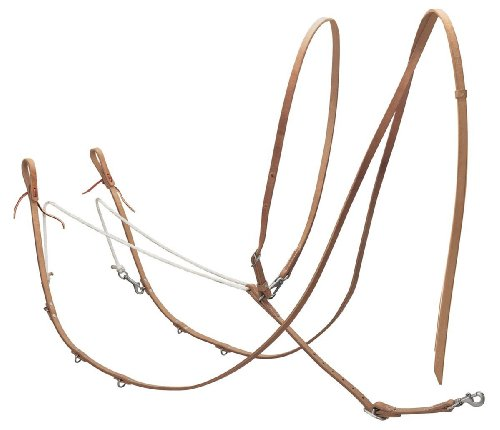 Weaver Leather Harness German Martingale (Leather Harness Weaver)
