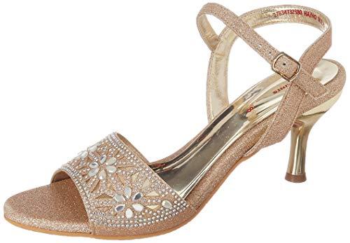 Khadims Women's Heel Heeled Sandal