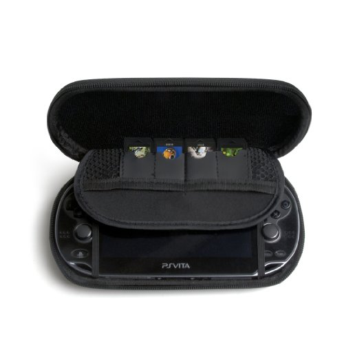 Ps Vita Travel Eva Protective Case By Cta Digital
