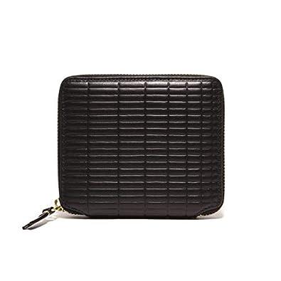a9d8018337e5 Amazon | [コムデギャルソン] COMME des GARCONS 二つ折り財布 ブリック ブラック SA2100BK[並行輸入品] | COMME  des GARCONS(コムデギャルソン) | 財布