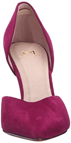 Marc Fisher Ltd Mujeres Tammy Dorsay Pump Dark Pink