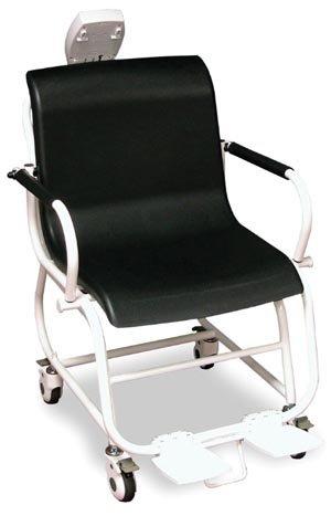 Doran Scales DS8150 Digital Chair Scale, 550 lb. Maximum Capacity, 1