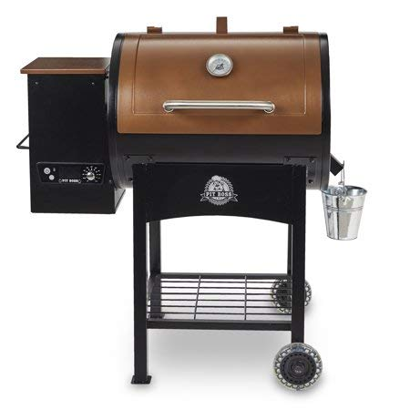 Pit Boss Classic 700 sq. in. Wood Fired Pellet Grill & Smoker, Smoke, Bake, Roast, Braise and BBQ (Best Smoker Grill Reviews)