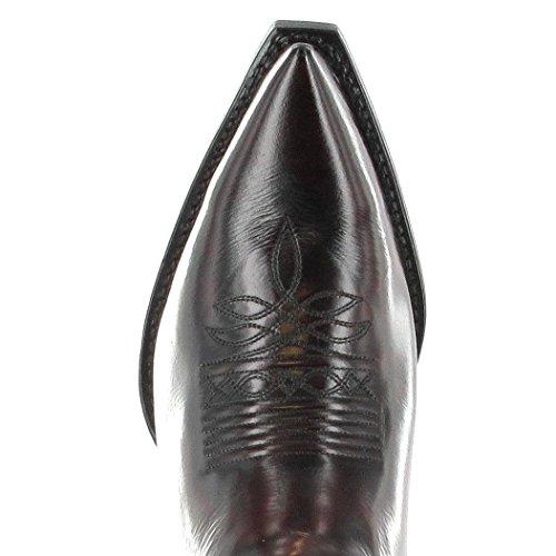 Botas Boots de Sendra Fuchia Vaquero 2073 De cuero unisex Bwn46q