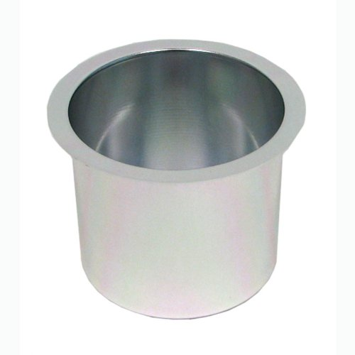 Buy Trademark Poker Jumbo Aluminum Poker Table Cup Holder (Silver)