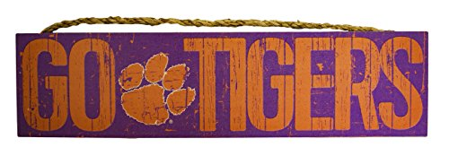 Fan Creations NCAA Clemson Tigers 24