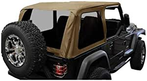 One New Bowless Soft Top, Spice Diamond w/Tint - Crown# BRT10037