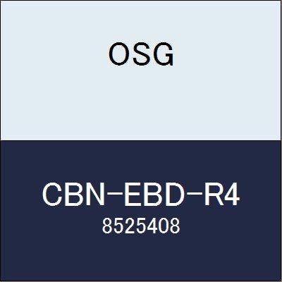 OSG エンドミル CBN-EBD-R4 商品番号 8525408