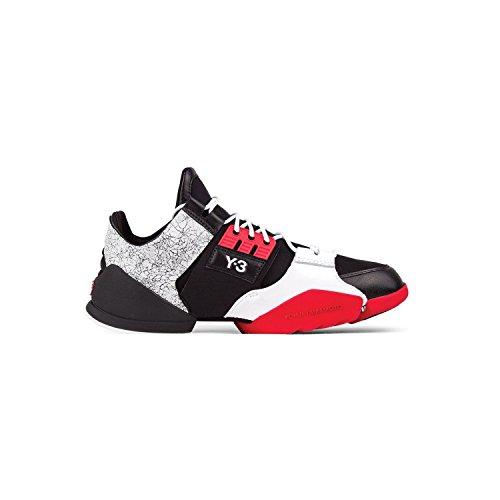Adidas Donne Y-3 Kanja Nero / Bianco Ba7847 / Rosso