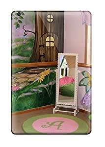[EkjCWyi9023cENXr]premium Phone Case For Ipad Mini/mini 2/ Fairy Garden Playroom With Dress Up Area With Mirror And Hooks For Costumes Tpu Case Cover