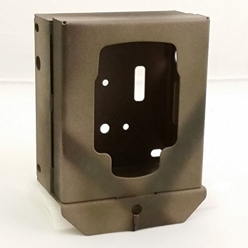 CamLockbox Security Box Compatible with Covert MP6 MPE5 MPE6 MP8 Trail Cameras