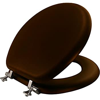 Comfort Seats C2b1r18ch Designer Solid Wood Toilet Seat