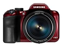 "Samsung WB1100F 16.2MP CMOS Smart WiFi & NFC Digital Camera with 35x Optical Zoom, 3.0"" LCD and 1080p HD Video from Samsung"