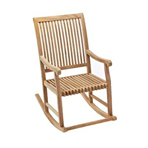 41UJqVoCWKL._SS300_ Teak Rocking Chairs For Sale