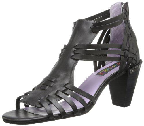 Iedereen Womens Dre Huarache Sandaal Zwart