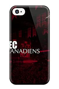 DanRobertse YcvaSoD9961wGUHH Case For Iphone 4/4s With Nice Montreal Canadiens (58) Appearance