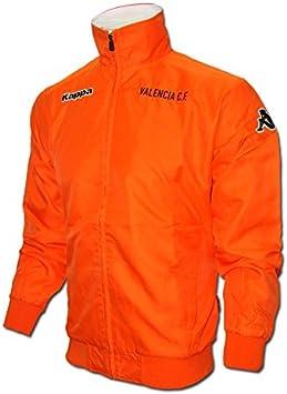 Kappa - Valencia Chandal NA 09/10 Hombre Color: Naranja Talla ...