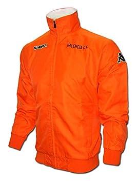 Kappa - Valencia Chandal NA 09/10 Hombre Color: Naranja Talla: 2XL ...