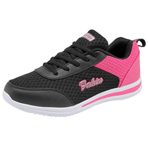 OrchidAmor 2019 Fashion Women Shoes Casual Shoes Outdoor Walking Shoes Flats Shoe Sports Athletic Shoes Black