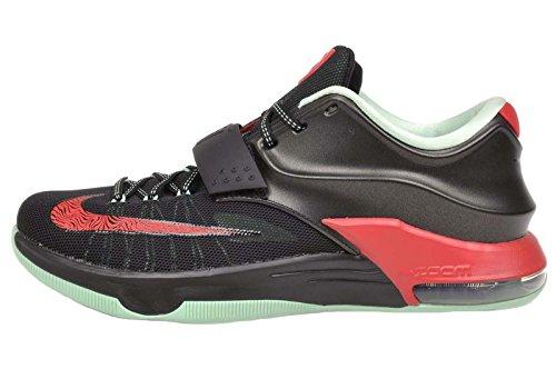Nike KD VII (Good Apples) Black/Red-Medium Mint (13)