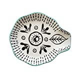 Creative Co-op DA8655 Hand Stamped Stoneware
