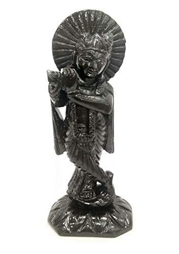Buy Sehar Crafts Bhagwan Baal Krishna Idol Black Italian Marble