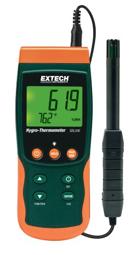 Price comparison product image Extech SDL500 Hydro-Thermometer SD Logger