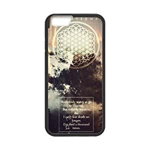 iPhone 6/iPhone 6s carcasa, carcasa iPhone 6S (4.7 inch), iPhone 6S Case, iPhone 6 Case, Bring Me The Horizon Designs Back Case Cover for iPhone 6 6S, carcasa iPhone 6 6S Accessories