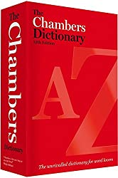 The Chambers Dictionary, 12th Edition