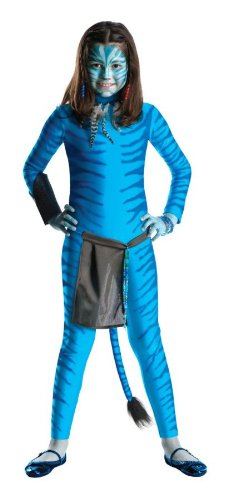 Halloween FX Avatar Neytiri Child Costume ()