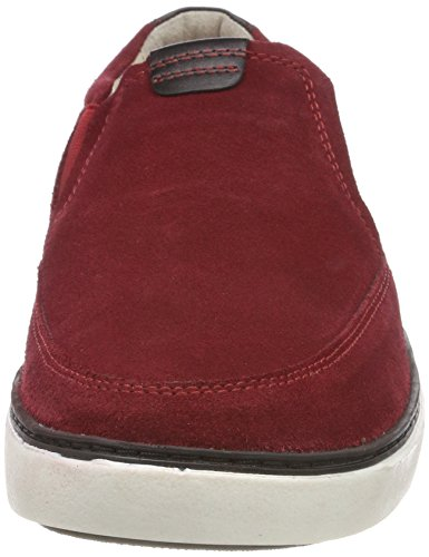 Slipper Ion Rot Manz Wine Red Herren EZwqP
