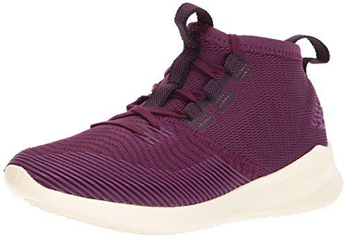 - New Balance Women's Cypher Running-Shoes, Mulberry/Angora, 10 B US