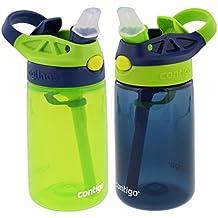 Contigo Kids Autospout Gizmo Water Bottles, 14oz