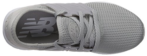 from china for sale New Balance Women's Cruz V1 Fresh Foam Running Shoe Grey/White pay with paypal for sale c6NBuzhH