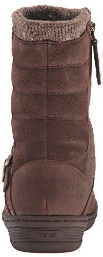 Brown Nopal Mid da WP Teva Brnbrown Donna Stivali Brown Marrone Neve HqTvnwd