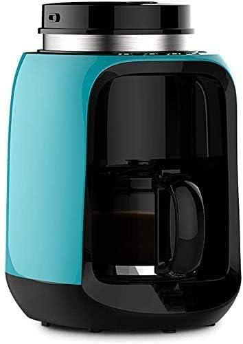 MUXIN Grano a la Taza de la máquina de café, Filtro Cafetera 6 Tazas Mini cafetera