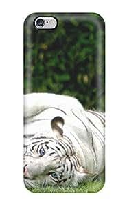 High Quality UCZKFsz4640ktnSE White Bengal Tiger Tpu Case For Iphone 6 Plus