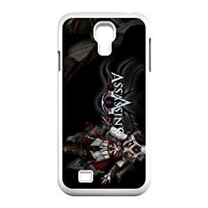 SamSung Galaxy S4 9500 phone cases White Assassins Creed cell phone cases Beautiful gifts LAYS9818675
