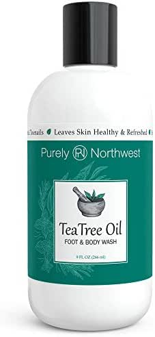 Body Washes & Gels: Purely Northwest Tea Tree Oil Body Wash