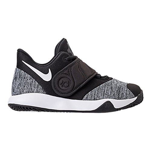Ginnastica Bambino 5 white Basse Scarpe black black Nike Da Kd Trey Vi 001 Nero ps Z4pBpqg