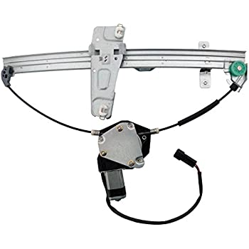 ACDelco 11A642 Professional Front Passenger Side Power Window Regulator with Motor