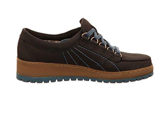 lacets pour ville Chaussures Blue Denim femme Lady 855 à Bleu de Mephisto UqOn8zxx