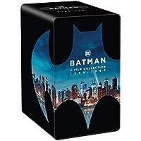 Batman - 4 films collection 1989-1997 [4K Ultra HD