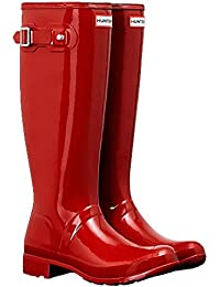 Womens Original Tour Gloss Packable Rain Boot