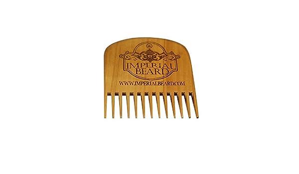 Aceite Imperial Beard, acondicionador de barba con ingredientes prémium; aceite suavizante y acondicionador en profundidad para hombres, 100% puro y natural ...
