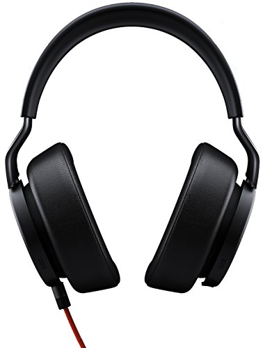 Jabra Vega Noise Cancelling Over-Ear-Kopfhörer (Active Noise Cancellation, Stereo-Headset, 3,5-mm-Audioanschluss, Freisprechfunktion, inkl. Audioadapter für Flugzeugsitz)