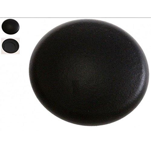 Smeg - Sombrero en los. Negro 50 mm para mesa de horno SMEG ...