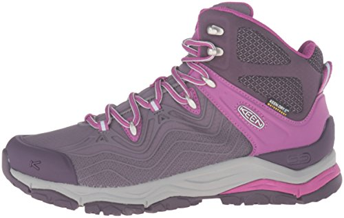 Keen Aphlex Mid WP Women PLUM/SHARK